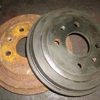 Enlever la rouille / Dérouillant efficace sur acier et métaux féreux