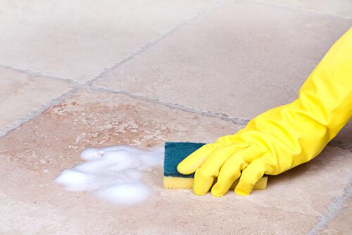 Décapant laitance de ciment