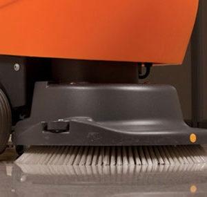 Détergent pour autolaveuse professionnel / Dégraissant nettoyant par auto-laveuse pour sols tachés