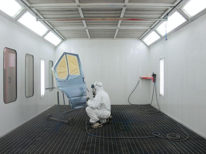 Vernis pelable de protection / Vernis pelable anti-corrosion / Vernis pelable solvanté et à l'eau pour cabine de peinture