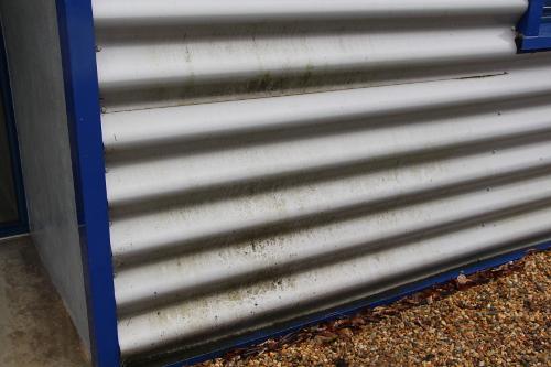 nettoyage bardage / Lavage de façade