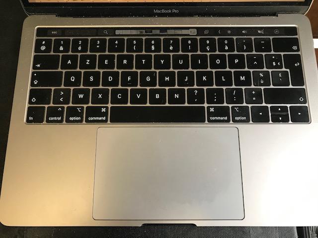 Désinfecter clavier informatique